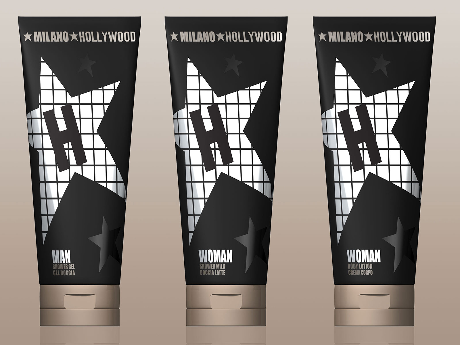 Hollywood Packaging 3d