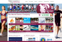 Victory Events Web Site