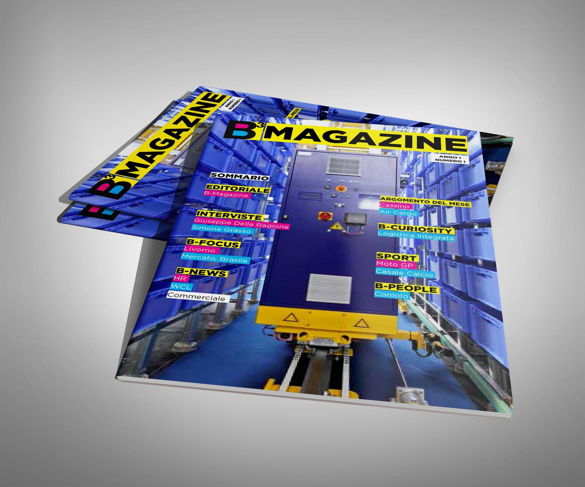 B3 Magazine